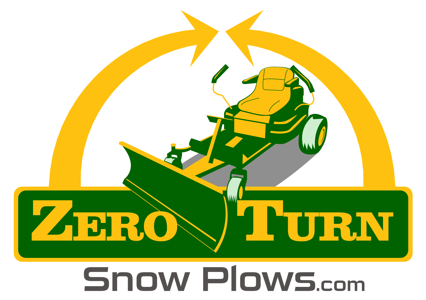Zero Turn Snow Plows - Zero Turn Snow Plows