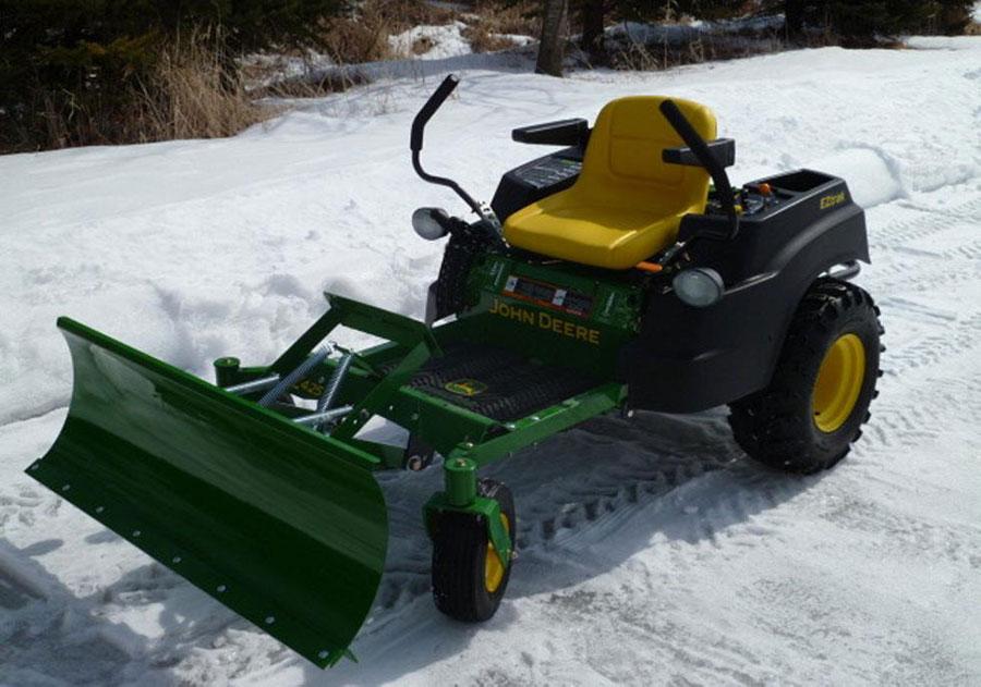Zero Turn Snow Plows Zero Turn Snow Plows